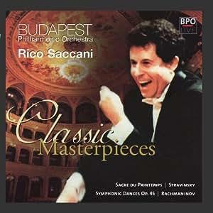 Stravinsky - Rite of Spring & Rachmaninov - Symphonic Dances