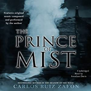 The Prince of Mist | [Carlos Ruiz Zafon]