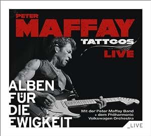 Tattoos Live (Alben für die Ewigkeit)