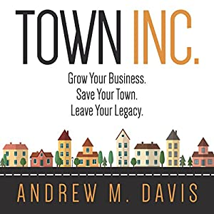 Town Inc. Audiobook