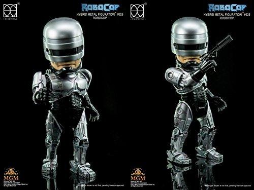 HEROCROSS Hybrid Metal Figuration 025 1987 Robocop Diecast Action Figure by Herocross