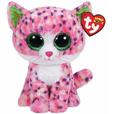 Ty Beanie Baby-ty37054-plush-beanie Boo' Sophie The Cat-small-medium (Big Beanie Babies compare prices)