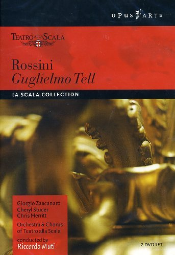 Rossini: Guglielmo Tell [DVD] [2010]