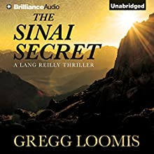 The Sinai Secret (       UNABRIDGED) by Gregg Loomis Narrated by Tim Campbell