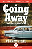 img - for Going Away: A Report, a Memoir book / textbook / text book