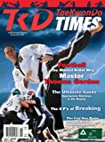img - for TaeKwonDo Times Issue 184 book / textbook / text book
