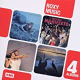 Roxy Music Boxed Set 4CD Siren/Manifesto/Flesh and Blood/Avalon