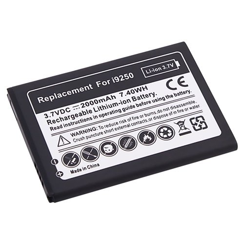 Li-Ion Battery compatible with Samsung© Galaxy Nexus i9250