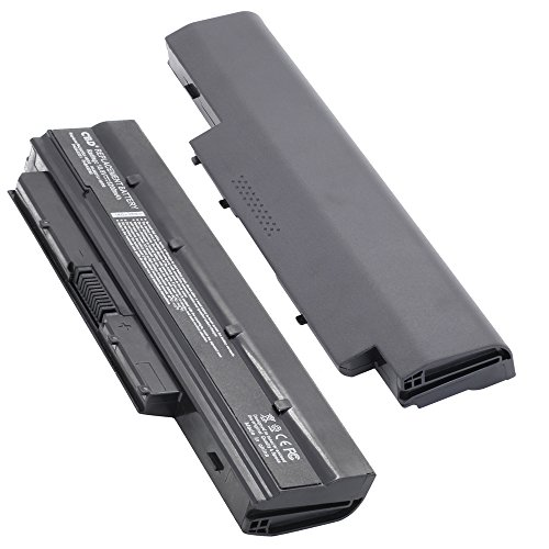 [10.80V,4400mAh,Li-iob],Replacement Laptop Battery for Toshiba Satellite T215D, T230, T235, T235D Series,Compatible Part Numbers:PA3820U-1BRS, PA3821U-1BRS, PABAS231, PABAS232,