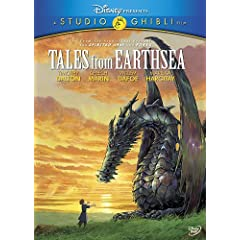 TALES FROM EARTHSEA, PORCO ROSSO and POM POKO on Blu-ray