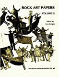 img - for Rock Art Papers, Vol. 2 (San Diego Museum Papers No. 18) book / textbook / text book