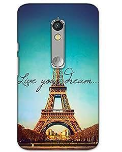WEB9T9 Motorola Moto X Style back cover Designer High Quality Premium Matte Finish 3...