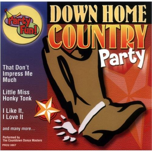 Down Home Country Party, Countdown Singers