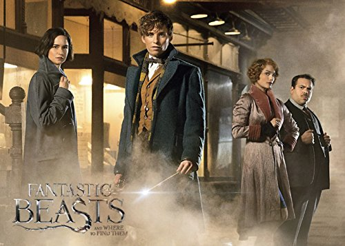 Harry Potter FANTASTIC BEASTS AND WHERE TO FIND THEM Promo Card