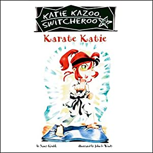 Karate Katie Audiobook