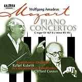 Curzon Kubelik: Mozart Piano Concertos