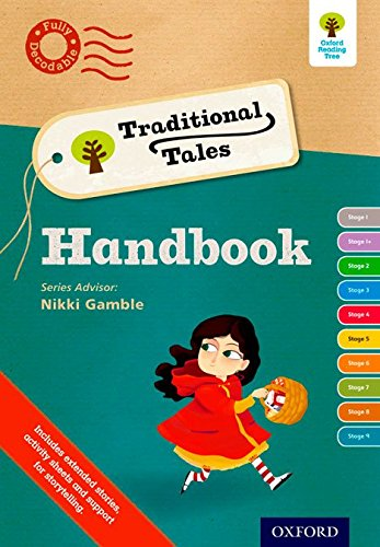 oxford-reading-tree-traditional-tales-continuing-professional-development-handbook