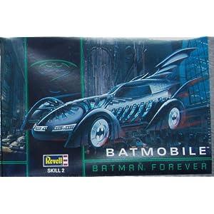 .com: Revell BATMAN FOREVER BATMOBILE 1/25 Model Kit: Toys & Games