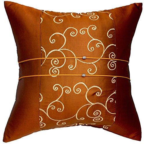 Avarada Striped Spiral Throw Pillow Cover Decorative Sofa