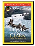 DVD - National Geographic - Lewis & Clark - Great Journey West