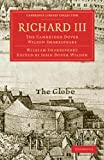 Image of Richard III: The Cambridge Dover Wilson Shakespeare (Cambridge Library Collection - Literary  Studies)