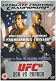echange, troc Ultimate Fighting Championship - 58: USA Vs. Canada [Import anglais]