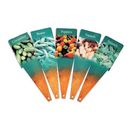 Next Innovations GMVEGIPK2 Vegetable Garden Marker, 2 Pack of 5