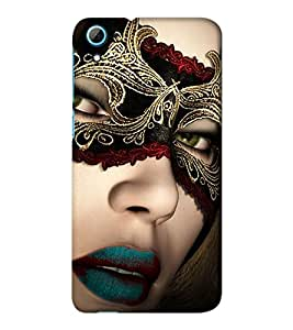 Design Cafe Back Cover for HTC Desire 826
