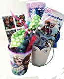 Let's Bring Back Summer! Bright & Cheerful Disney Frozen Candy Gift Basket