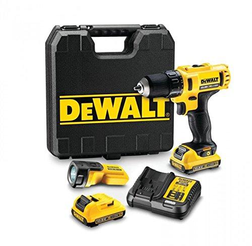 DeWalt-108-V-20-Ah-Akku-Bohrschrauber-Set-DCD710D2F-QW