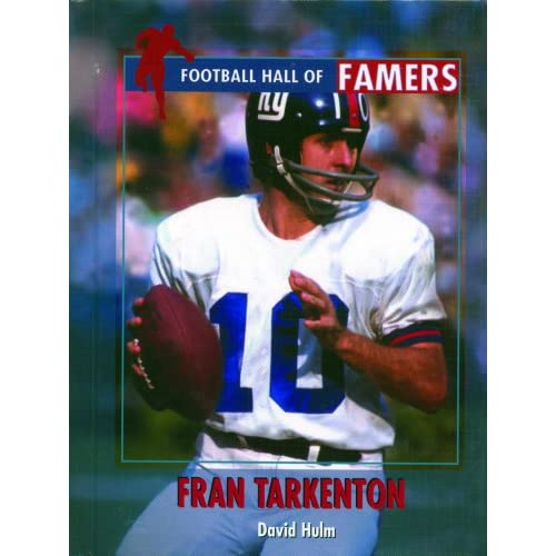 Football Hall of Famers: Fran Tarkenton