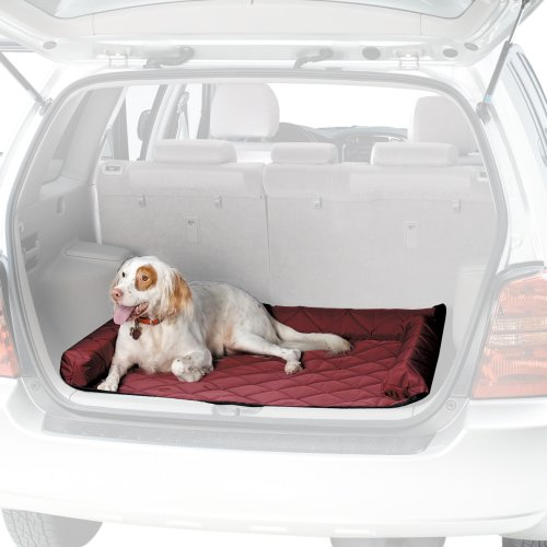 Covercraft Universal Pet Pad for Bench Seat, Red