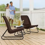 Keter 3-Piece Rio Patio Set