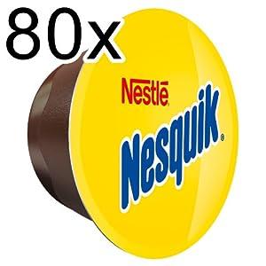 80 x Nescafé Dolce Gusto Nesquik, 80 Capsules