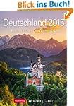 Deutschland Wochenplaner 2015: Wochen...
