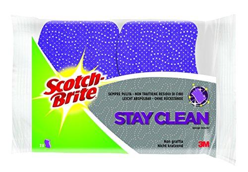 scotch-brite-50830-stay-clean-spugna-abrasiva-sempre-pulita