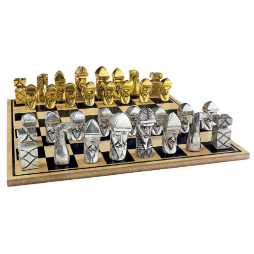 Find discount classic celtic warrior chess set wooden - Inexpensive chess sets ...