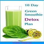 10-Day Green Smoothie Detox Plan | Cathy Simpson