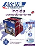 INGLES PERFECCIONAMIENTO (livre + 4 CD audio+1 CD mp3)