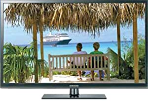 Samsung PN51D490 51-Inch 720p 600Hz 3D Plasma HDTV (Black) [2011 MODEL] from Samsung