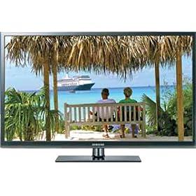 Samsung PN43D490 43-Inch 720p 600Hz 3D Plasma HDTV (Black)
