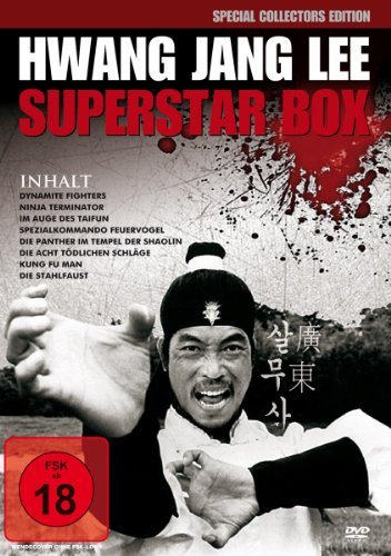 Hwang Jang Lee - Superstar Box [Limited Special Collector's Edition] [2 DVDs]