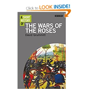 best books on the war of the roses
