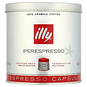 Choose illy Iperespreso Capsules Classic 21 per pack by Illy