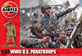 Airfix A02711 Modellbausatz WWII US Paratroops