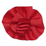 NeedyBee flower clip -Red