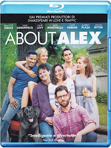 About Alex [Blu-ray] [IT Import]