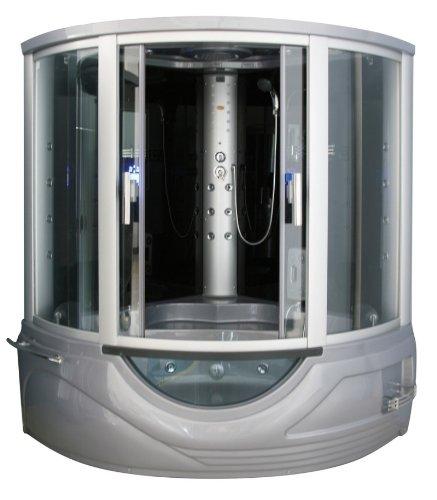 Sanotechnik Whirlpool und Dampfdusch Kombination New Port