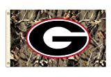 NCAA Georgia Bulldogs 3-by-5 Foot Flag with Grommets - Realtree Camo Background at Amazon.com