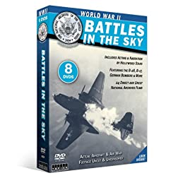 WWII: Battles in the Sky